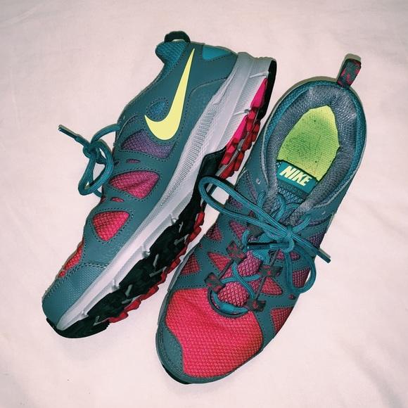 5090e8e73169e7 Nike Shoes | Neon Tennis | Poshmark